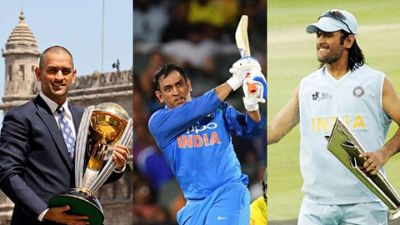 Ms. Dhoni – The Midas Touch