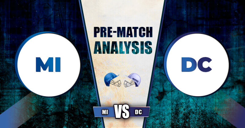 DC vs MI match 27th Dream11 Fantasy Tips