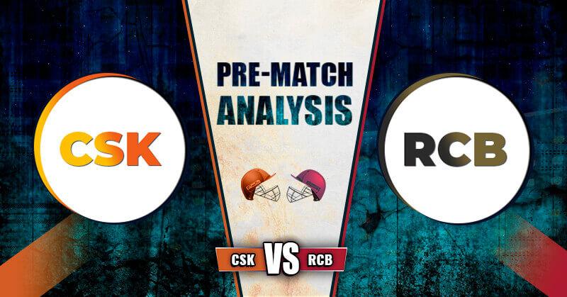 RCB vs CSK Dream 11 prediction (IPL 2020)