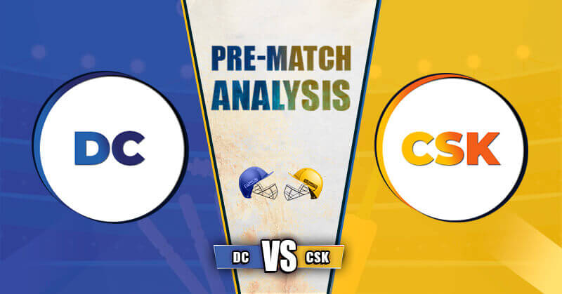 CSK vs DC Dream 11 Prediction
