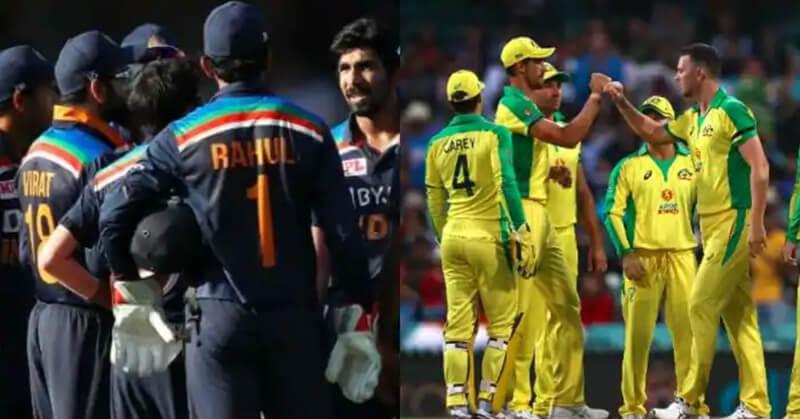 AUSTRALIA VS INDIA 2020-21
