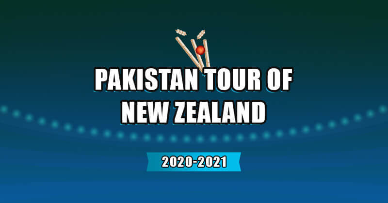 Pakistan Tour of New Zealand 2020-21
