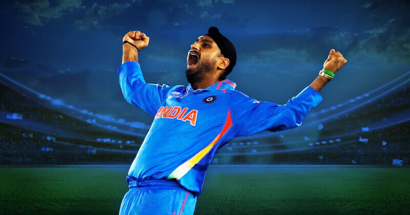 Harbhajan Singh is the only active player from 2003 WC squad