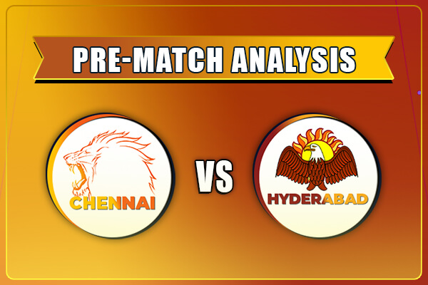 CSK vs SRH Head to Head Match Prediction IPL 2021