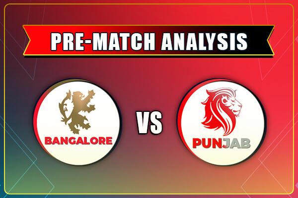 RCB vs PBKS Match Prediction IPL 2021   Who will win?