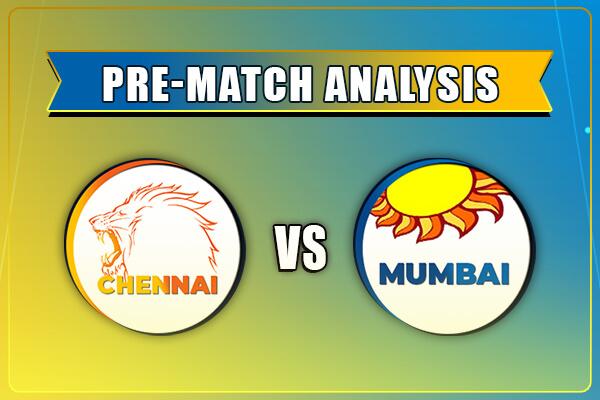 Chennai Super Kings vs Mumbai Indians Match Prediction IPL 2021