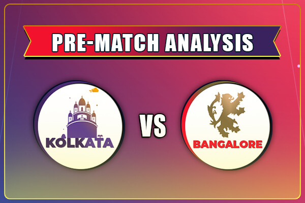RCB vs KKR Today Match Prediction IPL 2021   List of Playing XI