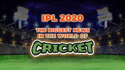IPL 2020 News