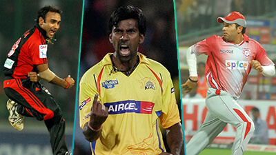 IPL 2020 : 19 Hat-tricks in 12 Seasons | Indian Premier League