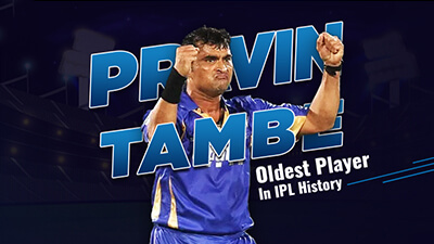 Pravin Tambe, Oldest Player In IPL, IPL 2020 Player, IPL 2020 Auctions, IPL player.