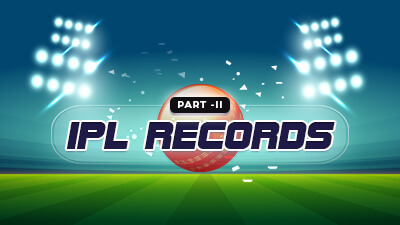 11 IPL Records of all time, IPL records, IPL Most runs , IPL most sixes, IPL most fours, Best IPL team