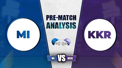 MI vs KKR Dream 11 Prediction