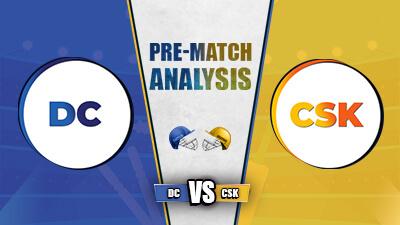 CSK vs DC Dream 11 Prediction