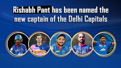 IPL 2021: Rishabh Pant named captain lead Delhi Capitals in Shreyas Iyer's absence
