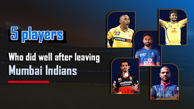 IPL: 5 Players who did well after leaving Mumbai Indians