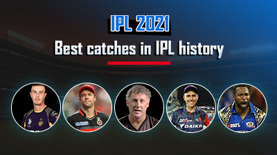 IPL 2021: Best catches in IPL history
