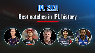 IPL 2021: Best catches in IPL history