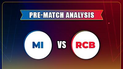IPL 2021 MI vs RCB 1st Match Preview | RCB vs MI Playing XI