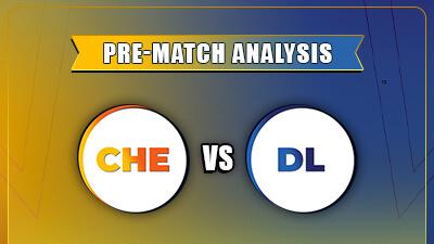 DC V/S CSK (Match 2) Pre-Match Analysis