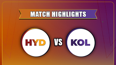 IPL 2021 SRH vs KKR Match - 3 Highlights