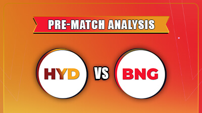 IPL 2021 (Match - 6)SRH vs RCB Head to Head Prediction