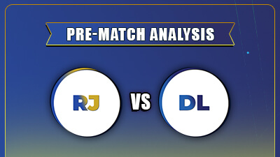 IPL 2021 Match - 7 RR vs DC Head to Head Prediction