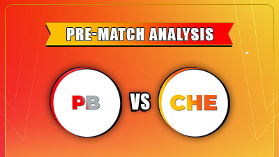 IPL 2021 Match - 8 PBKS vs CSK Match Prediction