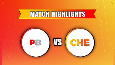IPL 2021  8th Match CSK vs PBKS Highlights