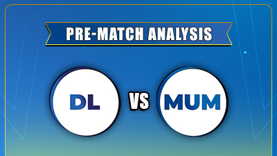 DC vs MI Match 13th Prediction | List of Probable Playing XI