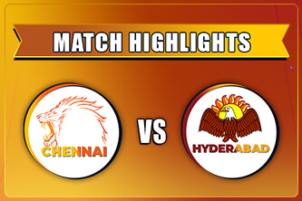 CSK vs SRH Match Highlights IPL 2021