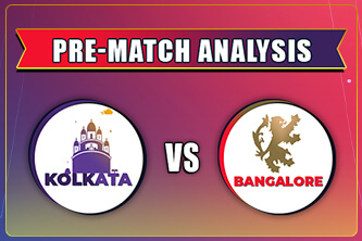 RCB vs KKR Today Match Prediction IPL 2021 | List of Playing XI