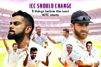 ICC should change 5 things before the next WTC starts