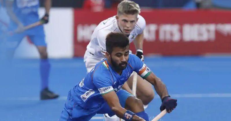 India Hockey, captain, Manpreet Singh,  lockdown