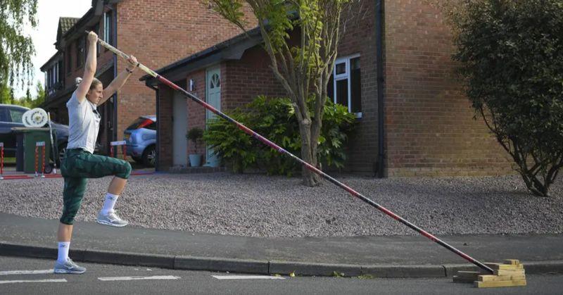 Olympic Pole