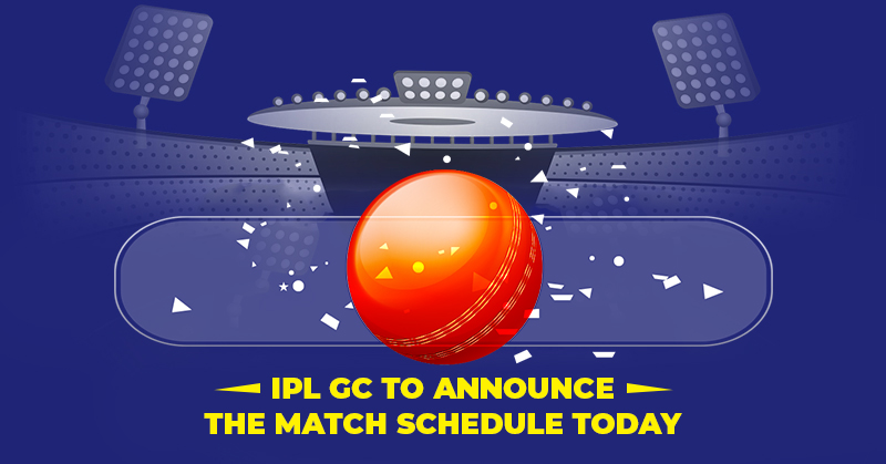 IPL 2020, IPl 2020 Updates, IPL news, Match schedule, IPL schedule, BCCI, Indian Premier League