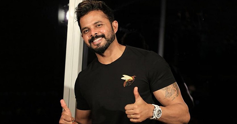 Sreesanth, Sports,