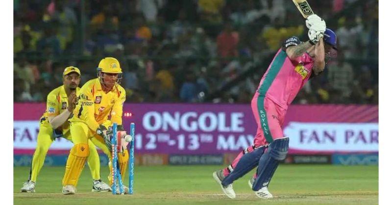 IPL 2020, RR - Rajasthan, CSK