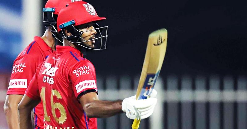 IPL 2020, RR - Rajasthan, KXIP - Punjab, Mayank Agrawal