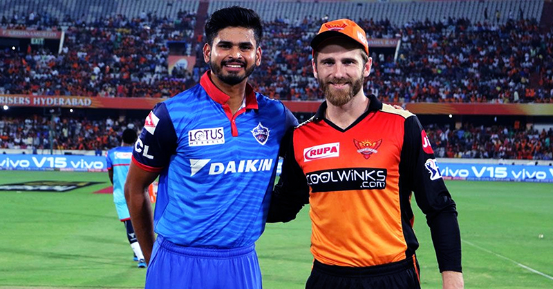 IPL 2020, IPL 2020 Updates, DC - Delhi, SRH - Hyderabad