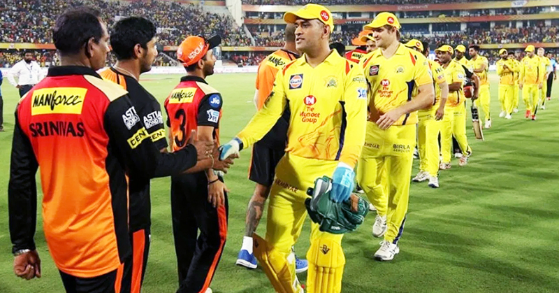IPL 2020, CSK - Chennai, SRH - Hyderabad, MSDhoni