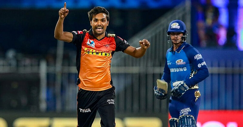 SRH Crush Mumbai Indians