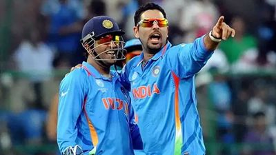 Dhoni had a lot of confidence in me says Yuvraj Singh