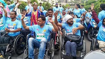 India's Wheelchair Cricketers are all set to come up with flying colours