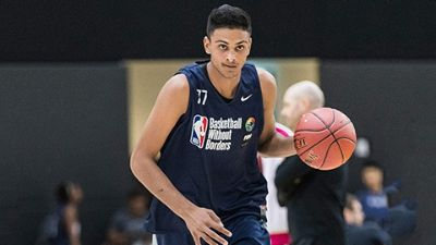 Princepal Singh, NBA , Academy