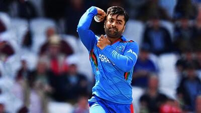 Afghanistan Cricket Team, Rashid Khan