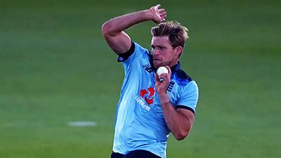England Cricket Team, David Willey