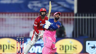 IPL 2020, RR - Rajasthan, KXIP - Punjab,  Rahul Tewatia, Sanju Samson