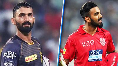 KXIP - Punjab , KKR - Kolkata, IPL 2020