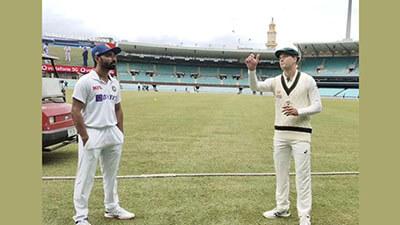 Australia A vs India