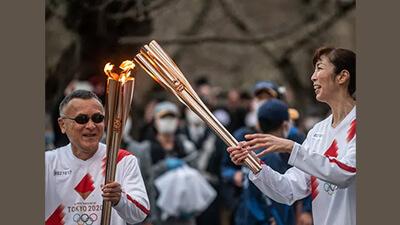 Osaka's Olympic Torch Relay